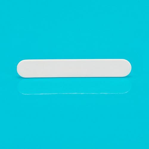 Spatel, weiß, SAN, Länge 70 mm