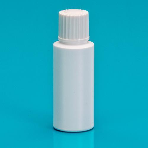 9-10 ml Flasche weiß LD/HDPE