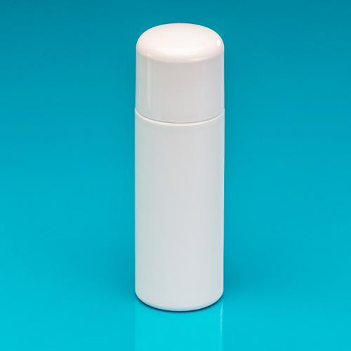"""200 ml Flasche, weiß, HDPE """"Softline"""""""