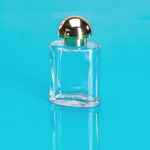 30 ml Klarglas Flasche oval