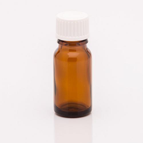 10 ml Braunglasflasche Schraubverschluss Tropfeinsatz f. wässrige u. ölige Lösungen