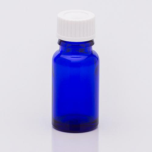 10 ml Blauglasflasche Schraubverschl. Dichteinlage