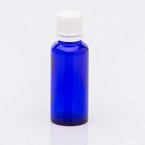 30 ml Blauglasflasche