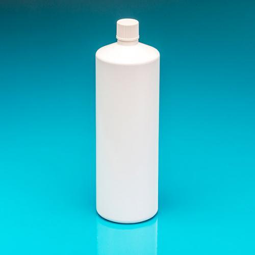 1000 ml Flasche weiß, HDPE