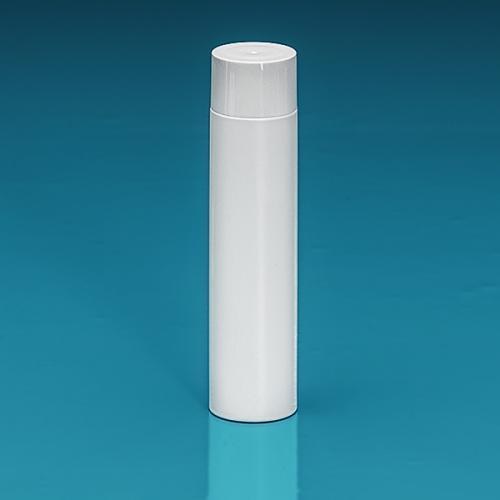 100 ml Flasche Green PE weiß, SV klein PP weiß, Spritzeinsatz LDPE natur